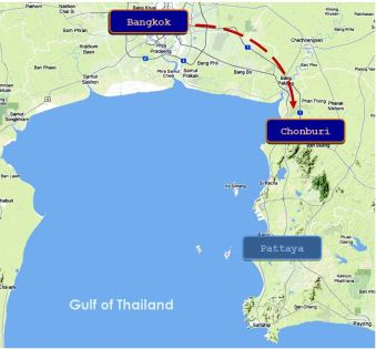 Chonburi-Thailand-Map_Buffalo-Races